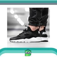 c54bc7c5d54e Termurah - NIKE HUARACHE Black White Premium Original   sepatu jalan