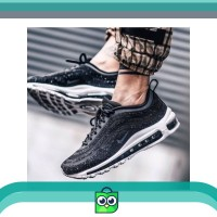 534488e962 Termurah - Nike Airmax 97 Swarovski Black White Premium Original /