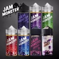 Jam Monster Vape US Premium e Liquid 100ml Authentic