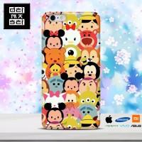 Casing Hard Case HP Tsum Tsum 07 iPhone Samsung Xiaomi Oppo Vivo Asus