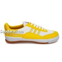 Sepatu Kodachi 8115 Putih Kuning / Sepatu Kodachi Putih lis Kuning