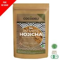 Hojicha Powder Bubuk   Cocodeli Organic