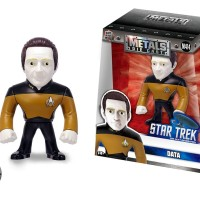 Promo Jada Metals Figure 4in Star Trek The Next Generation Data M414