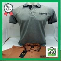 PREMIUM Baju Kaos Kerah Pria Polo Shirt Merk Hugo Sport Original -
