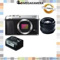 Harga fujifilm x e3 xe3 kit xf 35mm f1 4 mirrorless fuji garansi | Pembandingharga.com