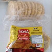 Yona chicken burger/burger ayam 600gr