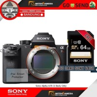 Harga harga promo sony alpha a7r ii body | Pembandingharga.com