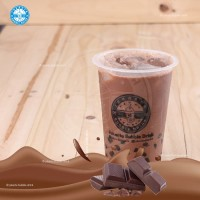 Dark Chocolate - Bubuk Minuman Coklat - Jakarta Bubble Drink