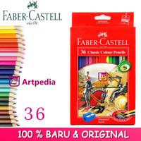 Pensil Warna Faber Castell Classic 36