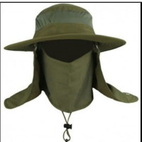 topi mancing outdoor