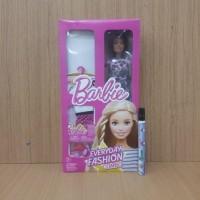 Boneka Barbie Everyday Fashion Combo
