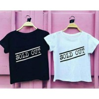 Jual BC- Crop Sold Out crop top oblong kaos fashion wanita c