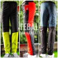 Celana Panjang Outdoor TNF Summit Series Waterproof Iner Polar
