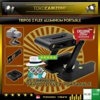 Tripod Z Flex Pan Tilt Head Flexible for DSLR Mirrorless Camera