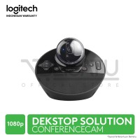 Logitech BCC950 ConferenceCam Garansi 1 Tahun