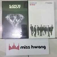 EXO LOVE SHOT - The 5th Album Repackage