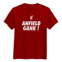 Baju Liverpool kaos anfield gank banyak warna