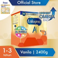 Enfagrow A+ 3 Susu Formula Vanila 2400g Free 3D Magic Drawing