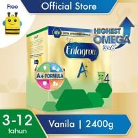 Enfagrow A  4 Susu Formula Vanila 2400g Free Animal Backpack