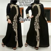 Abaya bordir Zughro