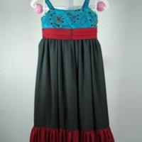 Baju Pesta Anak Fadia Dress