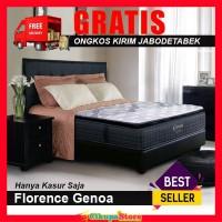 [Hanya Kasur] Florence Genoa 160x200 Kasur Spring Bed Matras