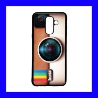 Samsung Galaxy A6 Plus 2018 - Custom Soft Case Casing Motif Instagram