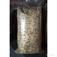 Pakan lovebird lomba Mix Seed 500 gram