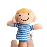 Boneka Jari Family   Family Finger Puppet b2f584ce83