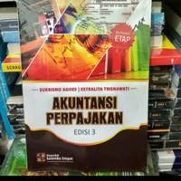 Buku - AKUNTANSI PERPAJAKAN - Edisi 3 - Sukrisno Agoes