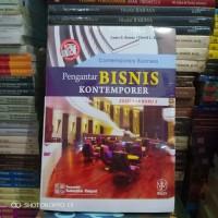 Buku - PENGANTAR BISNIS KONTEMPORER- Edisi 13 jilid 2 - David