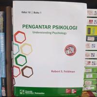 Buku - PENGANTAR PSIKOLOGI - Edisi 10 Buku 1 - Fieldman