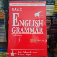 Buku - BASIC ENGLISH GRAMMAR - Third Edition - Betty