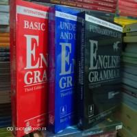 Buku 1 Set - ENGLISH GRAMMAR - Third Edition - Betty