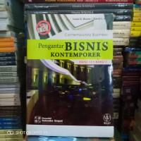 Buku - PENGANTAR BISNIS KONTEMPORER - Edisi 13 Jilid 1 - David