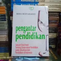 Buku - PENGANTAR PENDIDIKAN - Redja