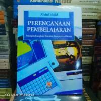 Buku - PERENCANAAN PEMBELAJARAN - Abdul Majid