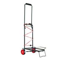 Kenmaster Hand Trolley Cart KT-261 (Black) - Troli Multifungsi