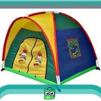 Tenda Camping Anak Camp Tent Lokal 120x120cm