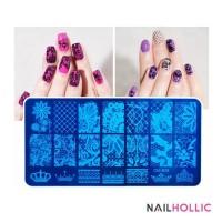 Nail stamp plate / nail stamping