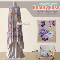 Mukena bali beauty rose super jumbo