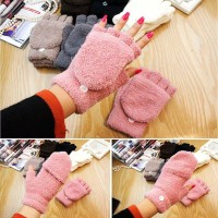 Sarung Tangan Musim Dingin Model Kancing / Winter Gloves Model Kancing