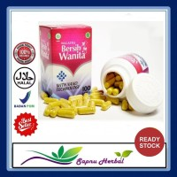Obat Keputihan - Obat Menstruasi Tidak Lancar - Walatra Bersih Wanita