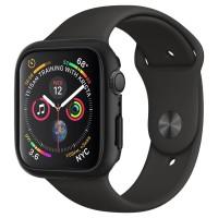 SPIGEN SGP Thin Fit Case Apple Watch 40mm Series 4 Original - Black