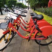 Gowes City Bike / Sepeda