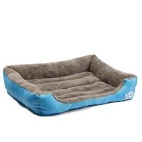 promo Tempat Tidur Anjing Empuk - Size L - Blue promo
