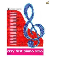 the very first piano solo book (rhythm mp)
