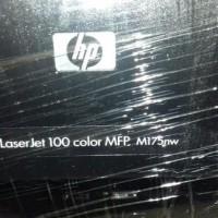 Jual printer Hp laserjet 100 color MFP M175nw Limited