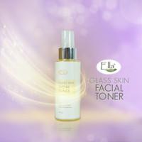 Facial Toner Glass Skin Ellaskincare/ Toner Pemutih