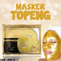 Harga promo masker topeng gold bio collagen facial mask masker muka 1 | Pembandingharga.com
